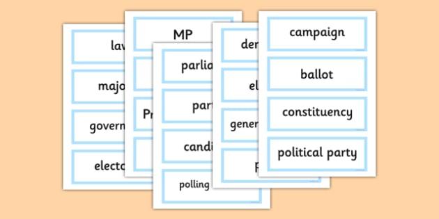 Democracy Key Words - democracy, key words, key, words, politics