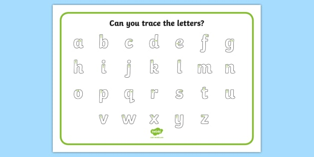 Letter Writing Help Activity Sheet - English, Language, literacy, activity sheet, practise, handwriting, lower case, letter formation, wr