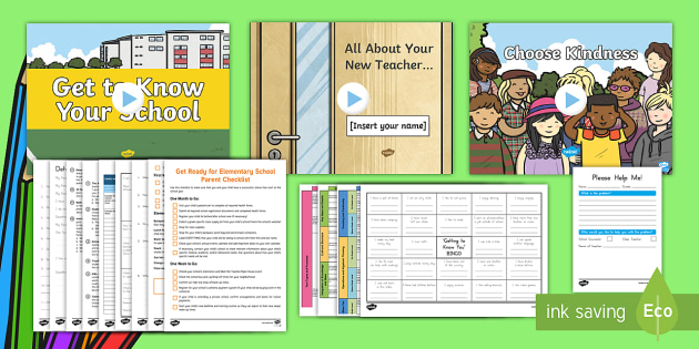 Back to School Classroom Set-Up Resource Pack - back to school, classroom set up, new classroom, class set up, back to school display, back to schoo