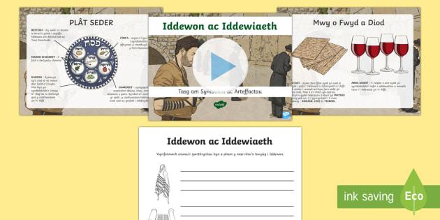 Pŵerbwynt a Thaflen Waith Iddewon ac Iddewiaeth - iddew, iddewon, iddewaeth, Iddewiaeth, Iddewig, addyg, grefyddol, crefydd,Welsh - iddew, iddewon, iddewaeth, Iddewiaeth, Iddewig, addyg, grefyddol, crefydd,Welsh