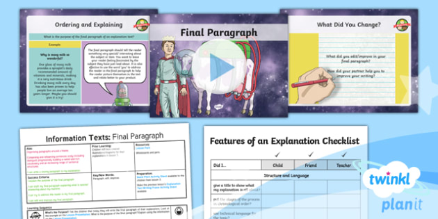 PlanIt Y3 Space: To Support Teaching on The King of Space Lesson Pack (8) - The King of Space, space, Year 3, Y3, English, non-fiction, Johnny Duddle, King of Space, persuasion