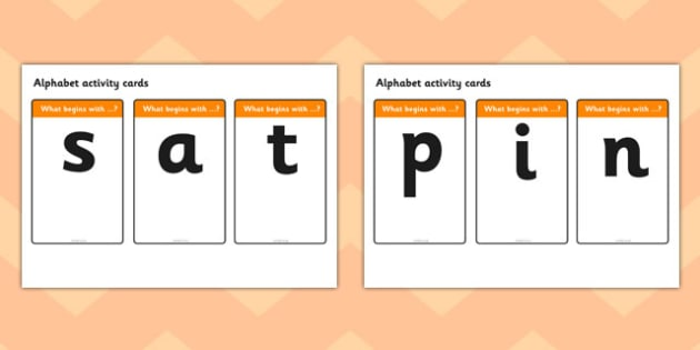 Phase 2 Activity Cards - phase 2, activity cards, activity, cards