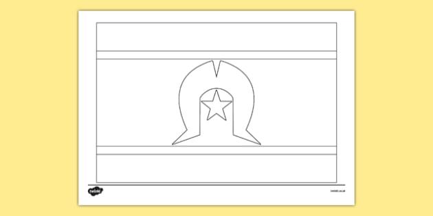 Torres Strait Islander Flag Images Free