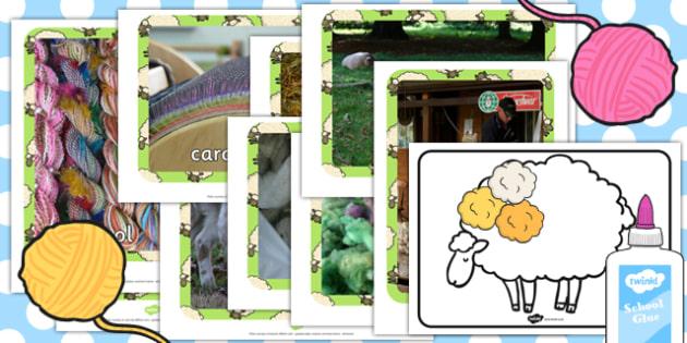 Woolly Sheep Activity - woolly sheep, activity, woolly, sheep