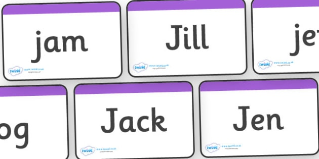 Phase 3 Words Using Sets 1-6 GPC Word Cards - Phase 3, suggested words, GPC, GPCs, Phase three, Word cards, DfES Letters and Sounds, Letters and sounds, phase 3 activity