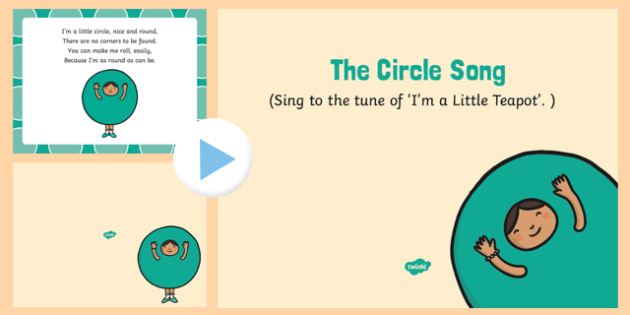 The Circle Song PowerPoint