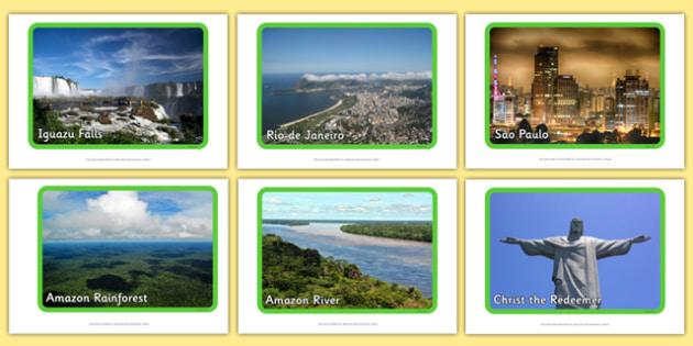 Brazil Display Photos - display photos, display, posters, brazil