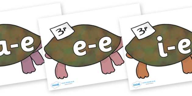 Modifying E Letters on Turtle to Support Teaching on The Great Pet Sale - Modifying E, letters, modify, Phase 5, Phase five, alternative spellings for phonemes, DfES letters and Sounds