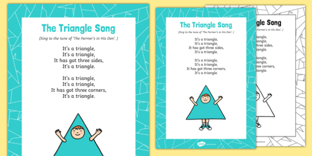 The Triangle Song
