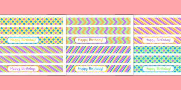 2nd Birthday Party Cake Ribbon - 2nd birthday, 2nd birthday party, birthday party, birthday, party, new parents, cake ribbon