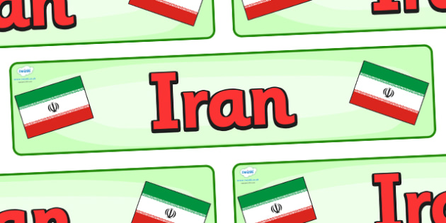 Iran Display Banner - Iran, Olympics, Olympic Games, sports, Olympic, London, 2012, display, banner, sign, poster, activity, Olympic torch, flag, countries, medal, Olympic Rings, mascots, flame, compete, events, tennis, athlete, swimming