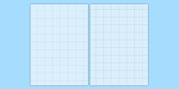 Grid Paper Themed A4 Sheet - grid, paper, a4, sheet, grid paper