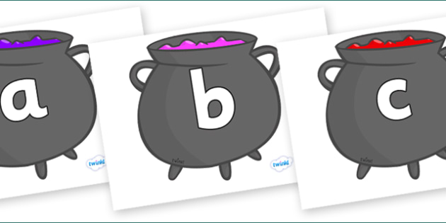 Phoneme Set on Cauldron - Phoneme set, phonemes, phoneme, Letters and Sounds, DfES, display, Phase 1, Phase 2, Phase 3, Phase 5, Foundation, Literacy