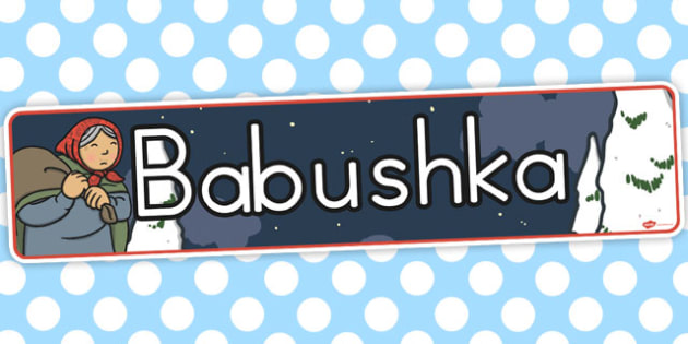 Babushka Display Banner - australia, babushka, display, banner