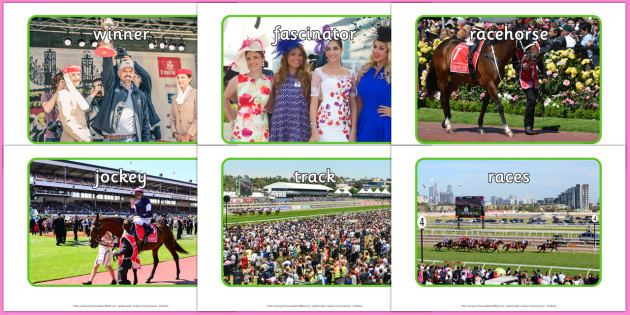 Melbourne Cup Display photos - australia, melbourne cup, display photos
