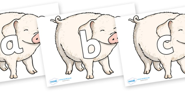 Phoneme Set on Wilbur - Phoneme set, phonemes, phoneme, Letters and Sounds, DfES, display, Phase 1, Phase 2, Phase 3, Phase 5, Foundation, Literacy