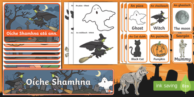Óíche Shamhna KS1 Display Pack