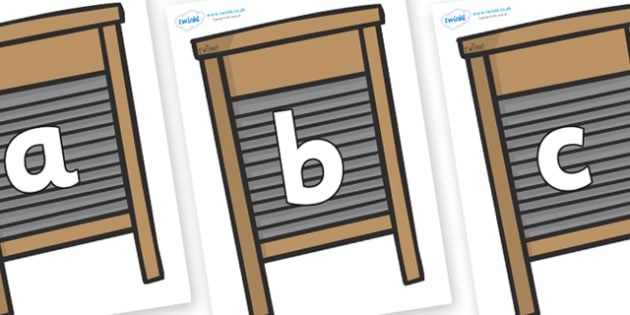 Phoneme Set on Washing Boards - Phoneme set, phonemes, phoneme, Letters and Sounds, DfES, display, Phase 1, Phase 2, Phase 3, Phase 5, Foundation, Literacy