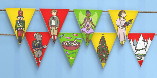 The Nutcracker Bunting - nutcracker, bunting, display, story
