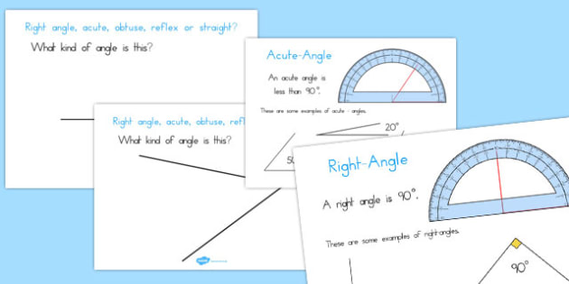 Types of Angles Display Posters - australia, angles, display