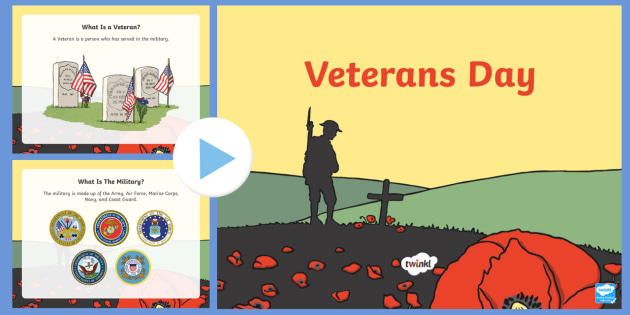 Veterans Day PowerPoint