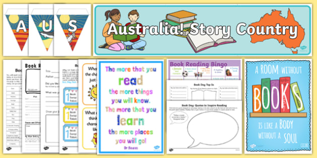 Australian Book Week: Story Country Resource Pack