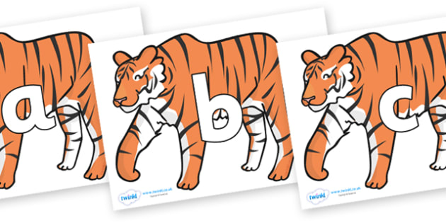 Phoneme Set on Chinese New Year Tiger - Phoneme set, phonemes, phoneme, Letters and Sounds, DfES, display, Phase 1, Phase 2, Phase 3, Phase 5, Foundation, Literacy