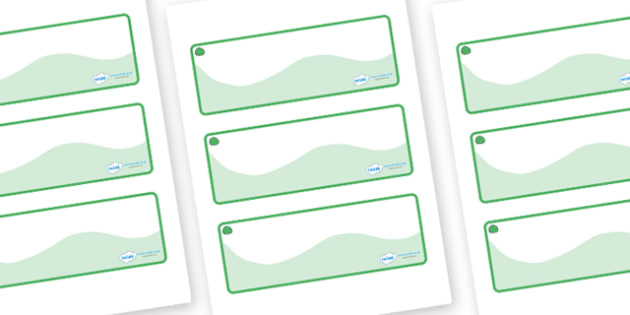 Jade Themed Editable Drawer-Peg-Name Labels (Colourful) - Themed Classroom Label Templates, Resource Labels, Name Labels, Editable Labels, Drawer Labels, Coat Peg Labels, Peg Label, KS1 Labels, Foundation Labels, Foundation Stage Labels, Teaching Lab