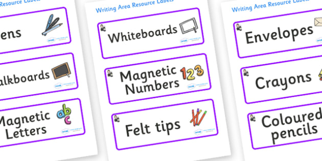 Florence Nightingale Themed Editable Writing Area Resource Labels - Themed writing resource labels, literacy area labels, writing area resources, Label template, Resource Label, Name Labels, Editable Labels, Drawer Labels, KS1 Labels, Foundation Labe