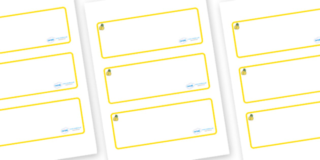 Marula Themed Editable Drawer-Peg-Name Labels (Blank) - Themed Classroom Label Templates, Resource Labels, Name Labels, Editable Labels, Drawer Labels, Coat Peg Labels, Peg Label, KS1 Labels, Foundation Labels, Foundation Stage Labels, Teaching Label