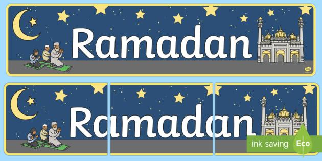 ramadan banner  islam religie ramadan română musulmani