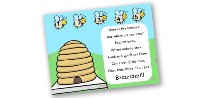 Five Bees Minibeast Counting PowerPoint - counting, counting powerpoint, powerpoint, minibeast powerpoint, minibeast counting powerpoint