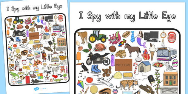 I Spy With My Little Eye Activity 3 - australia, I spy, activity