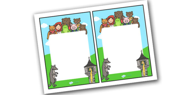 Traditional Tales Themed Editable Notes to Teacher - traditional tales, traditional tales themed editable notes, teacher notes, themed teacher notes