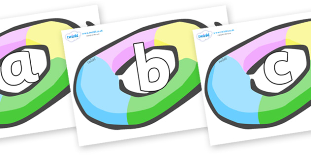 Phoneme Set on Inflatable Rings - Phoneme set, phonemes, phoneme, Letters and Sounds, DfES, display, Phase 1, Phase 2, Phase 3, Phase 5, Foundation, Literacy