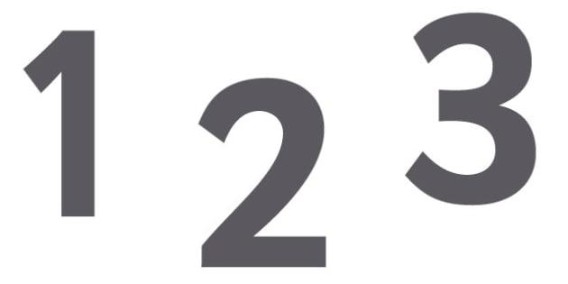 0-9 Display Numbers (Grey) - Display numbers, 0-9, numbers, display numerals, display lettering, display numbers, display, cut out lettering, lettering for display, display numbers