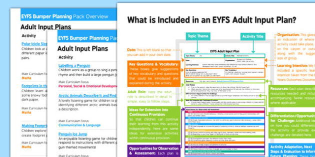 EYFS Polar Regions Bumper Planning and Resource Pack Overview - Early Years, continuous provision, early years planning, snow, arctic, antarctic, North Pole, South Pole, frozen
