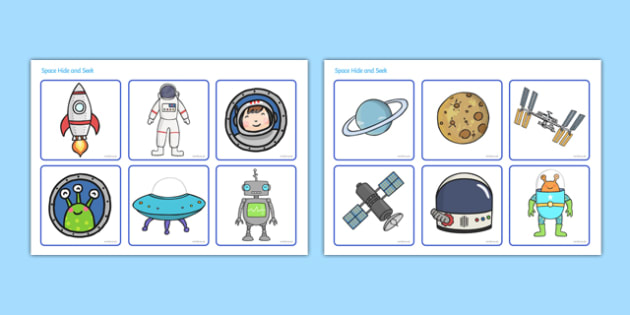 Space Hide and Seek-space, hide and seek, space games, space puzzles, space activities, hiding games, finding game, finding, games, activities