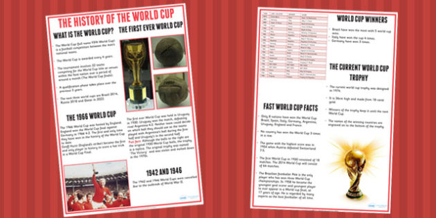 The History of the World Cup Posters - world cup, poster, display