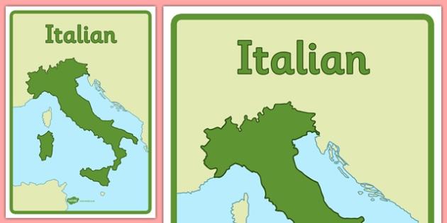 Australian Curriculum Italian Book Cover - topic, language, work, classroom, organisation, primary, italy