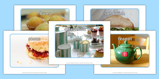 Afternoon Tea Display Photos - afternoon tea, display photos, display, photos