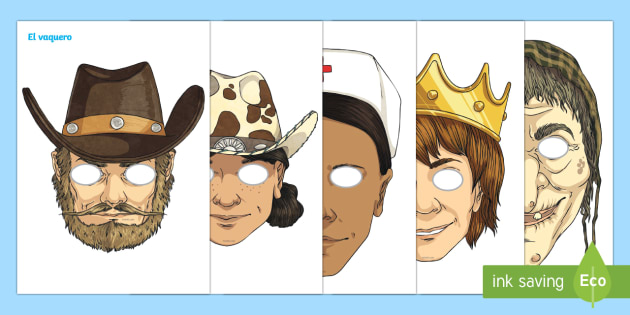 Carnival Costumes Role Play Masks - Carnival, Spanish, KS2, costumes, masks, role play