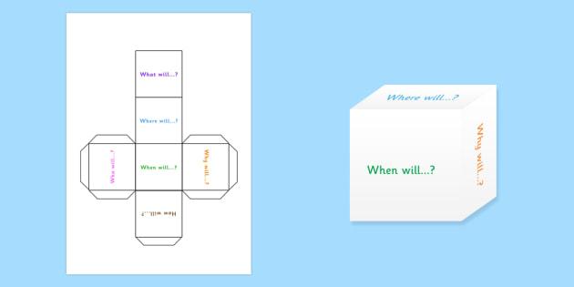 Prediction Prompt Questions Dice Net - questions, question, question words