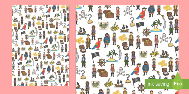 Pirate Themed A4 Sheets - pirates, pirate themed sheets, pirate sheets, pirate images, pirate image sheets, pirate themed images, pirate display images