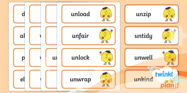 English Year 1 Term 3B Spelling Word Cards - Spellings Year 1, Term 3B, word cards, spellings, y1, ks1, english, literacy, writing