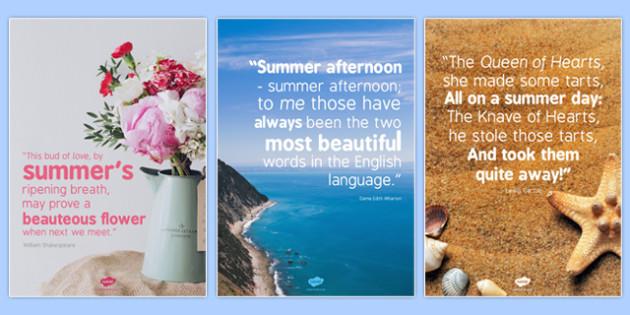 Elderly Care Summer Quotes - Elderly, Reminiscence, Care Homes, Summer