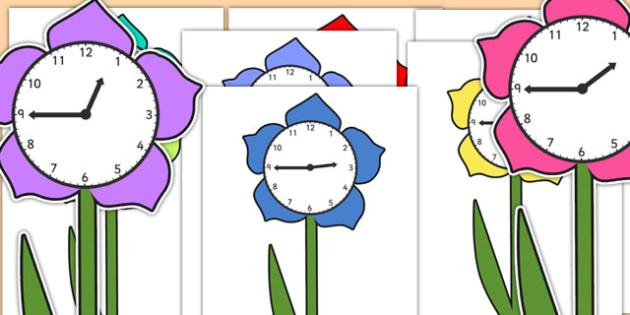Quarter To Times on Flowers - quarter to, times, flowers, quarter