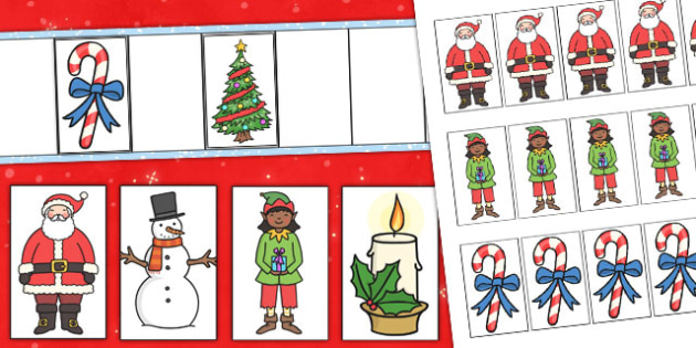 Christmas Pattern Board - christmas, pattern, board, ordering