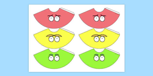 Critter Traffic Light Cones - critter cone, critter, cone, cute, traffic light