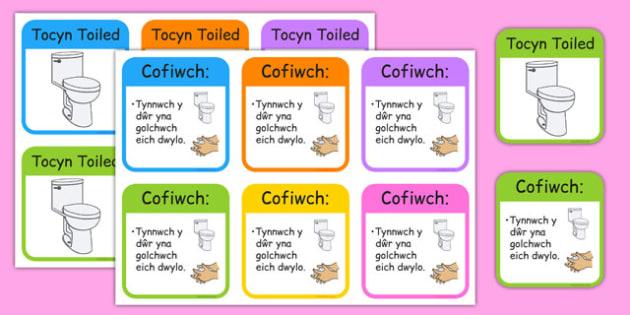 Tocynnau Toiled - welsh, cymraeg, Tocynnau Toiled, diogel, wales